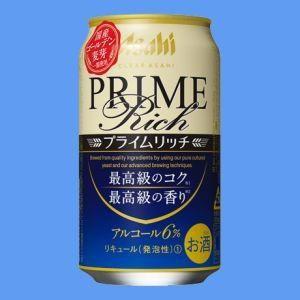 アサヒ クリアアサヒ プライムリッチ350mlケース(24本入り)