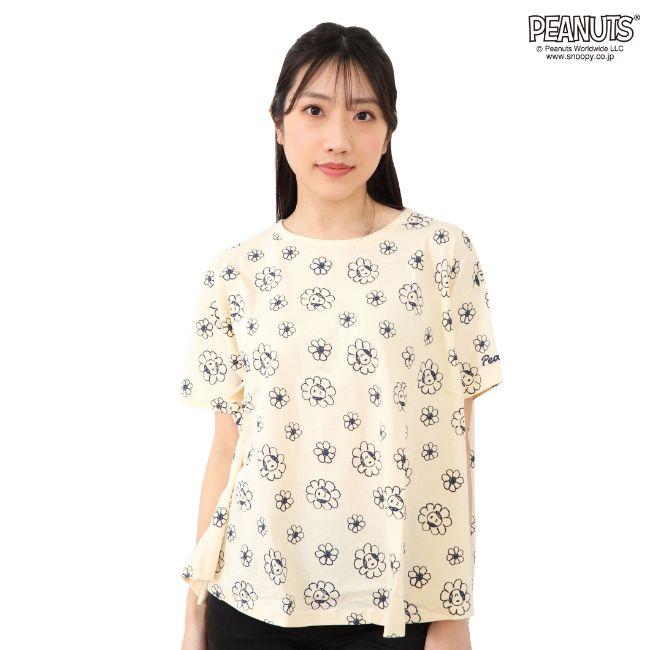 トップス, Tシャツ・カットソー  SNOOPY PEANUTS T M L