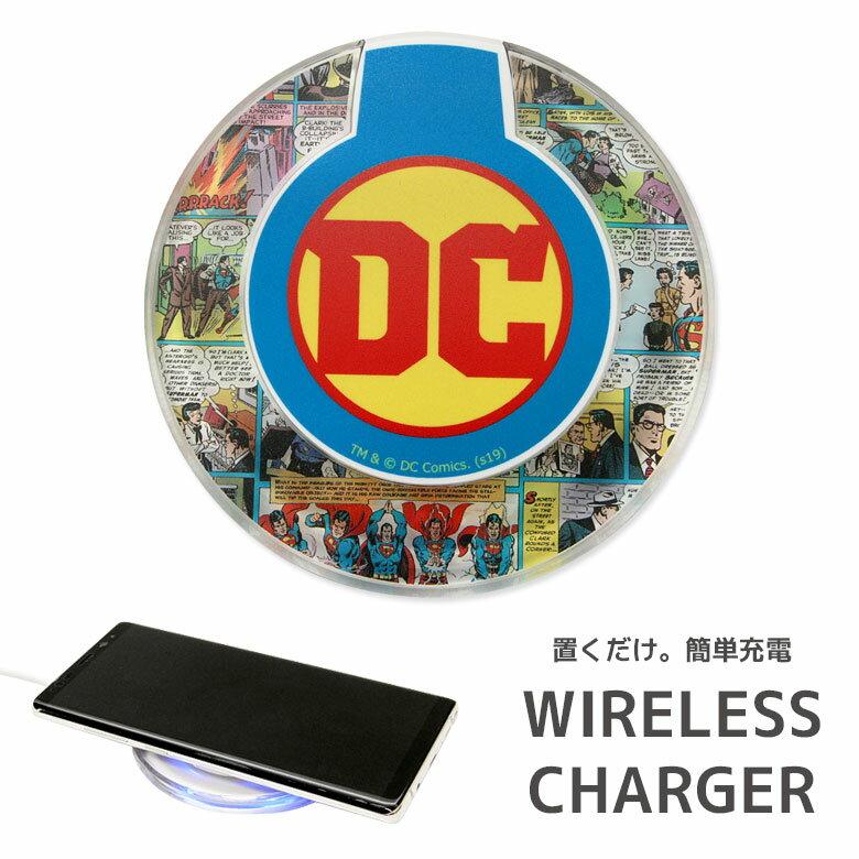 バッテリー・充電器, モバイルバッテリー  DC comic iPhone X iPhone8 iPhone8 Plus Galaxy SUPERMAN