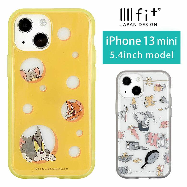 スマートフォン・携帯電話アクセサリー, ケース・カバー TOM and JERRY IIIIfit iPhone13 mini iPhone12 mini iPhone13 mini iPhone 13
