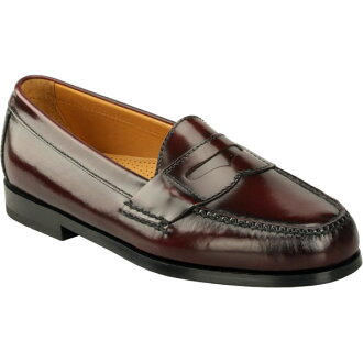 ( Cole Haan ) Cole Haan penny loafers Burgundy mens shoe