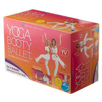 Yoga booty Ballet YOGA BOOTY BALLET diet program
