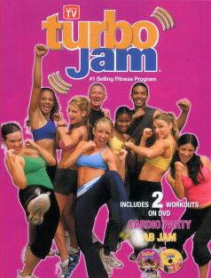 Limited time offer! Turbo jam TURBO JAM regular United States Edition CARDIO PARTY カーディオパーティ