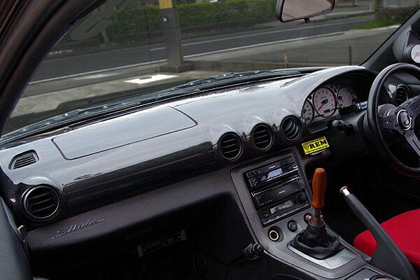 【楽天市場】チャージスピード Chargespeed 撃速 シルビア S15 ダッシュボードカバー(カーボン製