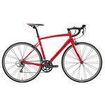【代引無料】MERIDA(メリダ) AMR008527 ER03 RIDE 80 ロードバイク 52cm 700x25 16段変速 S- レッド [AMR008527_ER03]
