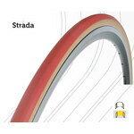 Vittoria R2VT194200X Strada(ストラーダ) トレーニング用チューブラータイヤ 28(700c)×21 レッド [R2VT194200X]