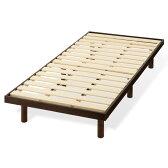 すのこベッド シングル シングルベッド フレーム すのこ ベッド ベット 桐 きり キリ すのこベット スノコベッド 寝具 パイン 天然木製 木製ベッド 睡眠 子供部屋 キッズ ナチュラル カントリー 送料無料 おしゃれ