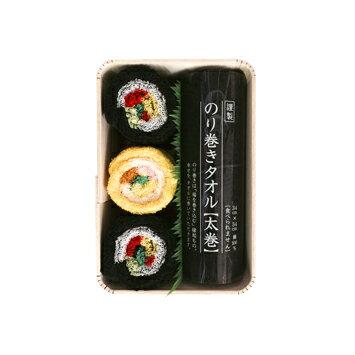 【ケーシー】のり巻きタオル 木製折箱ギフトセット(小) NTGS-03 【ユニーク文具】【おもしろ文具】【クリップ】【タオル】【詰め合わせ】【ギフト】【プレゼント】【かわいい】【送料無料】【配送方法は選べません】