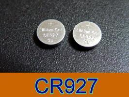 CR927ボタン電池