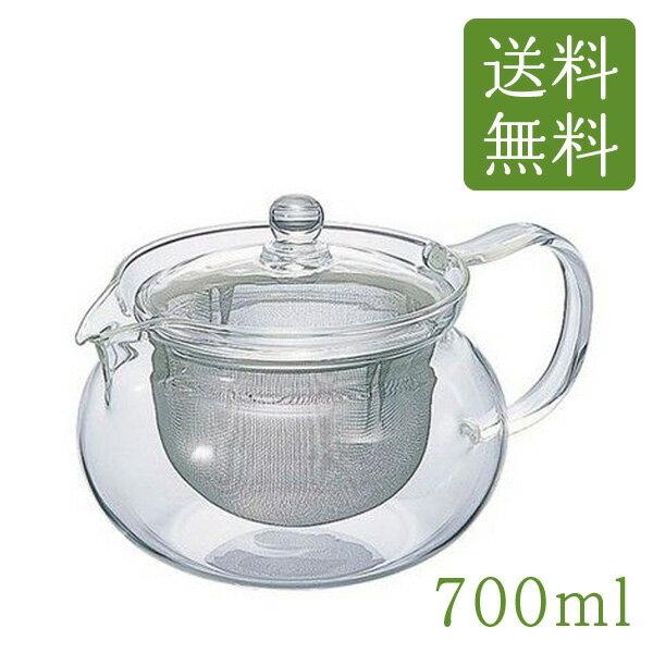 茶道具・湯呑・急須, 急須  700ml CHJMN-70T HARIO hario