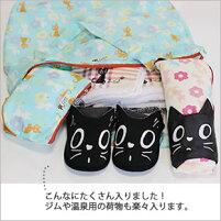 【ノアファミリー】折り畳みトートバッグ