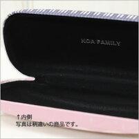 ノアファミリー_メガネケース(クロス付)たまちゃん051-J487TA