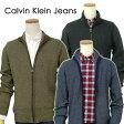 Calvin Klein Jeans カルバンクラインフルジップセーター