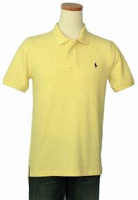 Boy'sラルフロ-レン半袖鹿の子ポロシャツ