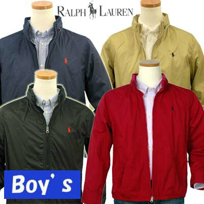 POLO by Ralph Lauren Boy'sStratford ウインドブレ...