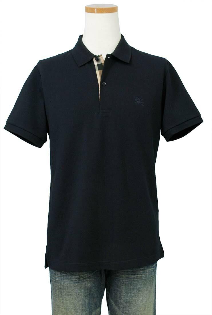 BURBERRYバーバリーMen's半袖鹿の子ポロシャツBURBERRY BRIT英国 直輸入商品#3956001,3982074、4010695,4010694