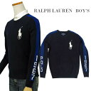 POLO by Ralph Lauren Boy'sビッグポ...