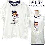 USフラッグベアーTシャツ-2018-6-24