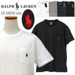 ベ-シックポケット付半袖Tシャツ-2013-2-8