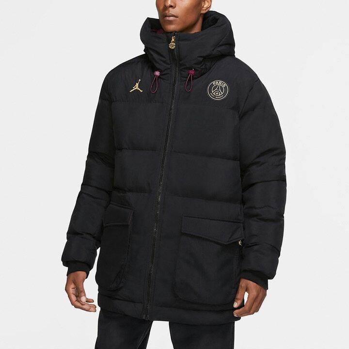 メンズファッション, コート・ジャケット Nike Jordan x Paris Saint-Germain PSG Down Parka CW3173-010