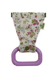 さわらーず ピンク花柄 感染予防 つり革 ドアオープナー GOTOトラベル 【特許出願済み】