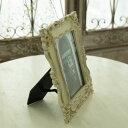 アンティーク風 雑貨 コベントガーデン シャビーフォトフレーム アンティーク調フォトフレーム 巾16.5×奥行1.5×高さ21cm 3