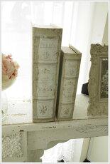 コベントガーデンブランオールドブックボックス2点セットアンティーク風雑貨巾18.5×奥行27.2×高さ6.8cm+巾13×奥行21×高さ4.8cm