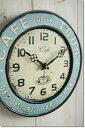 壁掛時計、ウォールクロック、アンティーク、レトロ、ビンテージ、ナチュラル、クラシカル、ジ...