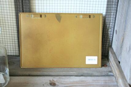 SHABBYTINPLATE(COLUMBIANRASPBERRY)(ESP706)/アンティーク雑貨ティンプレート