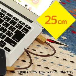 cheeroDANBOARDUSBCablewithMicroUSB&Lightning(25cm)[Apple社のMFi認証取得済]目が光る充電/データ転送ケーブル/iPhone6s/iPhone6Plus/各種iPhone/iPad/iPodnano/iPodtouch/Android/Xperia/Galaxy/各種スマホタブレット対応
