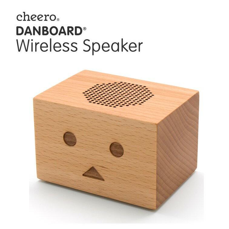 オーディオ, ポータブルスピーカー  cheero Danboard Wireless Speaker Bluetooth 2 ( TWS ) AUX 7 Ver.4.2