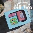 【ギフト チェキ】富士フィルム(フジフィルム)チェキ インスタントカメラ instax mini 11 ギフトBOXセット