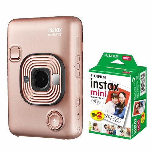 フィルムカメラ, インスタントカメラ 20 instax mini LiPlay 20 !