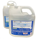 エタノール除菌力5L×2本(1ケース)