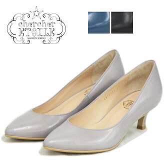 正式婚禮晚會高跟鞋黑色步行尖頭高跟鞋皮革克麗絲-日本製造的 13 / 5.0 釐米中間她的腿傷不勤運行 (黑色) 女鞋