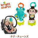 タグ・チューンズ 赤ちゃん ベビー おもちゃ オモチャ ベビーカートイ ブライトスターツ Bright Starts