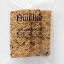 クッキーmini フルーツ・バー 4袋 (3枚入) 有機原料