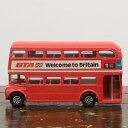 CORGI コーギー ミニカー LONDON TRANSPORT ROUTEMASTER BUS 英国 ロンドン ダブルデッカー 2階建てバス