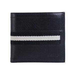 バリー 財布 メンズ 二つ折り財布 ブラック TOLLEN.T 6167396001 290 BLACK BALLY ばりー バリ-