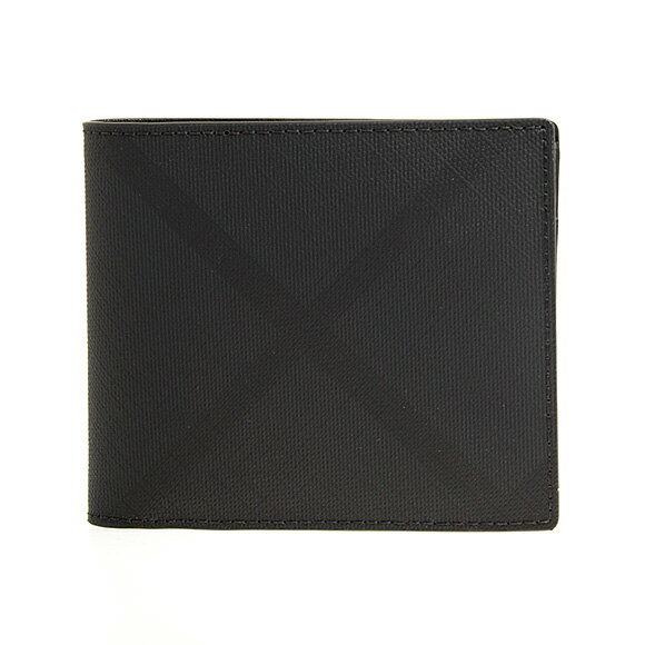 『London Check International Bifold Coin Wallet(80144841)』