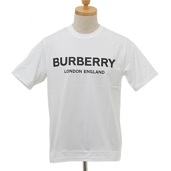 トップス, Tシャツ・カットソー  BURBERRY T LETCHFORD TAV 80260171 113839 A1464 WHITE