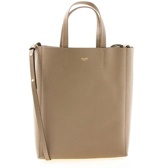 レディースバッグ, トートバッグ  CELINE 2WAY SMALL VERTICAL CABAS 18981 3XBA 18TP TAUPE