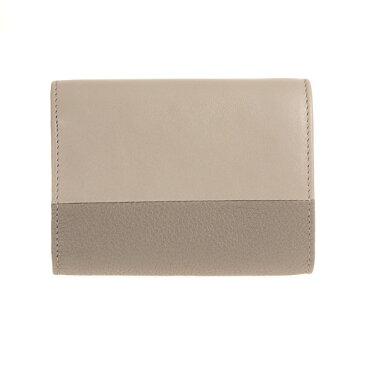 クロエ CHLOE 財布 レディース 三つ折り財布 ミニ財布 INDY COMPACT WALLET [インディー] モッティグレー CHC17SP853 / 3P0853 H8J 23W MOTTY GREY