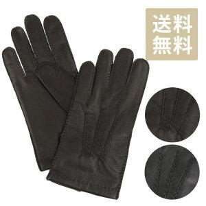 デンツ DENTS メンズ グローブ 手袋 スマートフォン対応 [全2色] 5-9201 BLACK TOUCHSCREEN TECH.LEATHER MEN GLOVES 【送料無料】