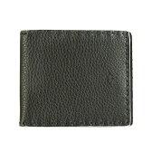 フェンディ FENDI メンズ 二つ折り財布 SELLERIA WALLET [セレリア ウォレット] ブラック7M0193 74P GXN BLACK SILVER