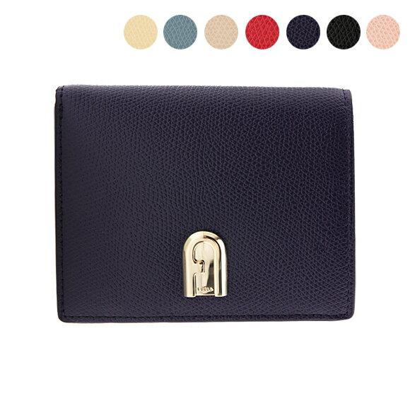 フルラFURLA財布レディース二つ折り財布1927SCOMPACTWALLETPDF7ACOARE[全7色]【ミニ財布】