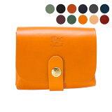 イルビゾンテ IL BISONTE 財布 カードケース C0848 [全6色]