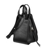 ロエベ LOEWE バッグ レディース 2WAYショルダーバッグ HAMMOCK SMALL BAG [ハンモック スモールバッグ] ブラック 387 30NN60 1100 BLACK 【送料無料】
