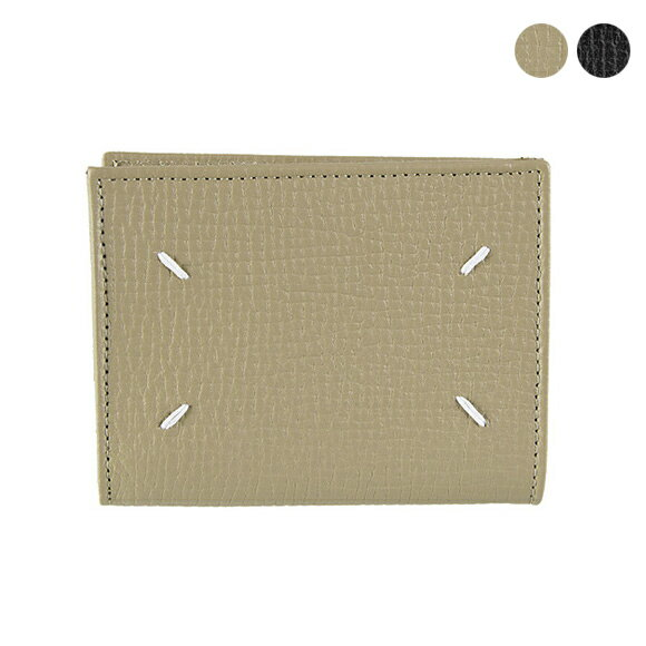 99d550ba19ea メゾンマルジェラ MAISON MARGIELA メンズ二つ折り財布 S55UI0116 SY0251[全2色]