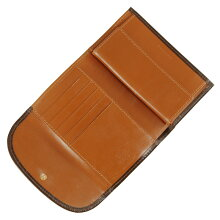 ホワイトハウスコックスの折財布